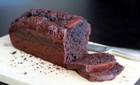 Cake chocolat betterave
