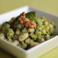 Salade de haricots coco au Thermomix
