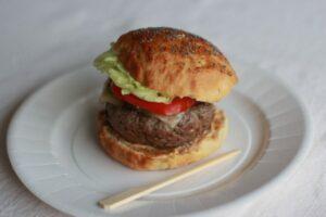 Burger de boeuf au cumin et paprika au Thermomix