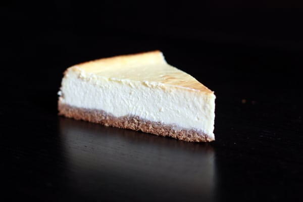 Cheesecake au Thermomix