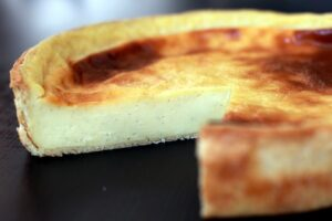 Flan pâtissier au Thermomix