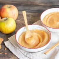 Compote de pomme au Thermomix