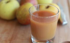 Comment faire du jus de pomme au Thermomix (100% pomme !)