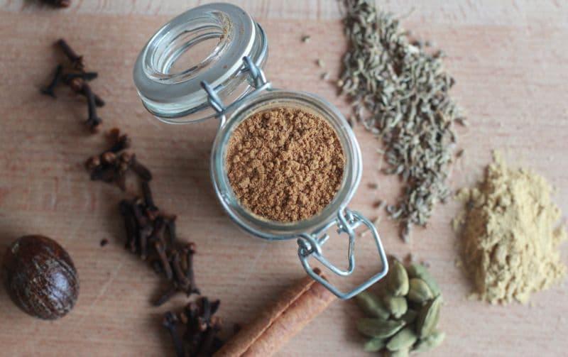 Faire son mélange d'épices pour pain d'épices et spéculoos au Thermomix