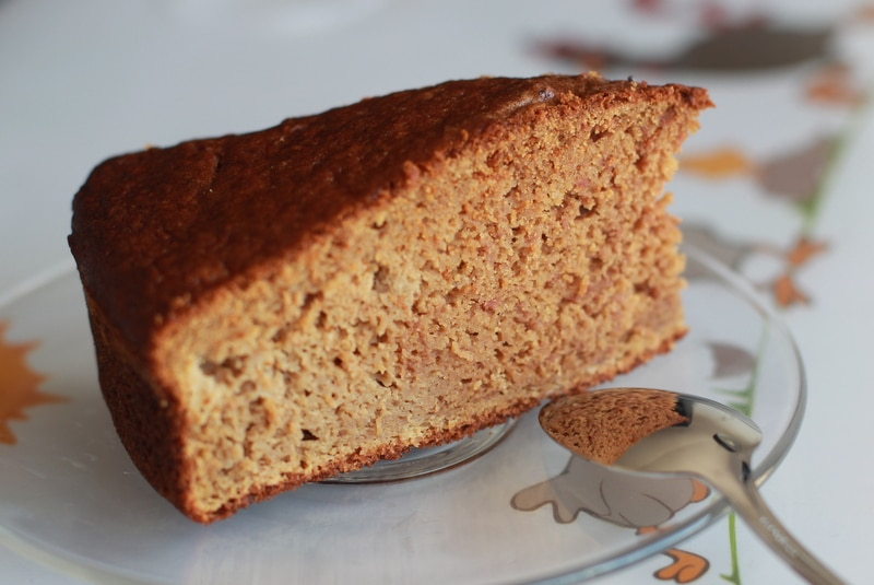 Gateau pomme speculoos sans thermomix