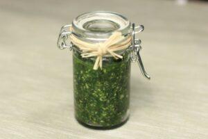 Pesto d'aneth au Thermomix