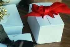 Boîte base rectangle