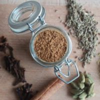 Epices pour speculoos au Thermomix
