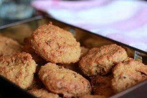 Cookies quinoa au Thermomix