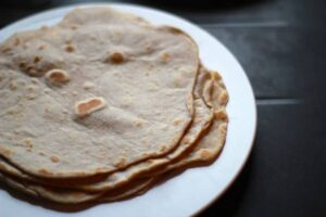 Tortillas au Thermomix