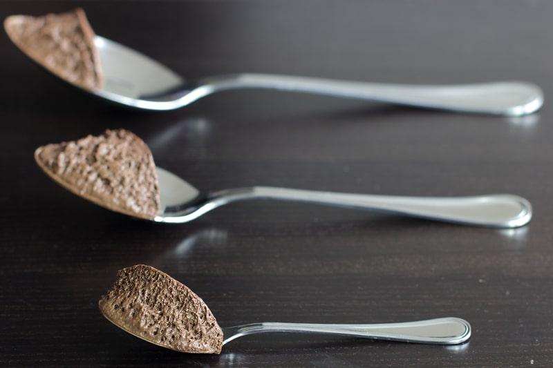 Mousse au chocolat au Thermomix