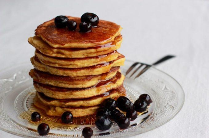 Recette de pancake sans gluten au Thermomix