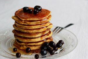 Pancakes sans gluten au Thermomix