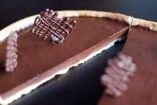 Tarte au chocolat Thermomix
