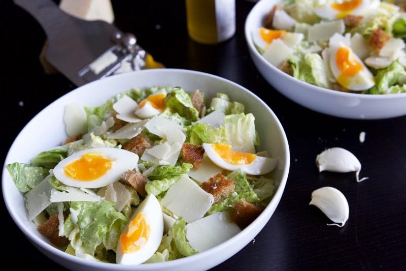 L'authentique salade César