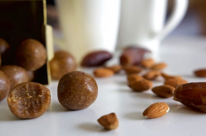 Billes énergisantes ou power balls au Thermomix