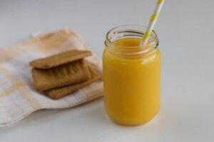 Smoothie mangue coco citron vert au Thermomix