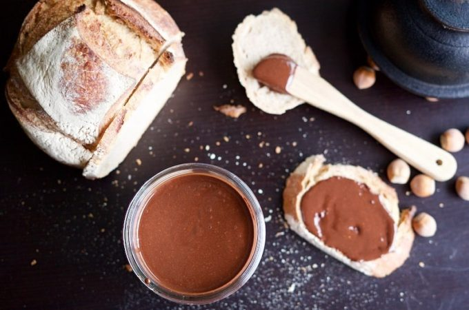 Pâte à tartiner type «Nutella» healthy