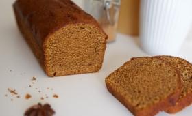 Pain d'épices traditionnel pur miel {sans oeufs, sans lait, sans matière grasse !}