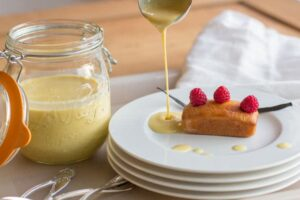 Crème anglaise Thermomix so perfect