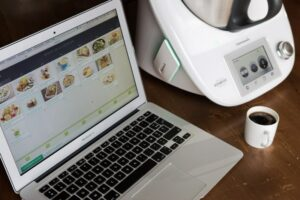Plateforme de recettes Thermomix Cookidoo