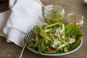 Recette Thermomix de salade d'asperges