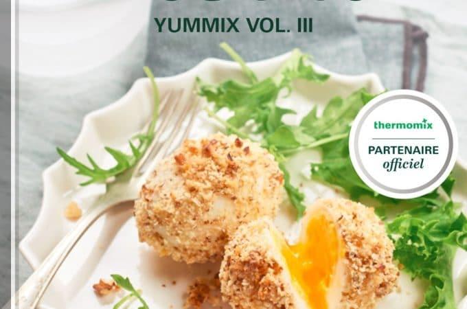 Une collection de recettes automnales de Yummix sur Cookidoo !