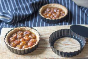Recette Thermomix de tarte aux mirabelles