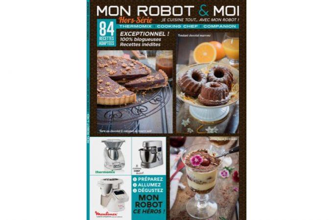 Un Hors-Série «Spécial chocolat» pour Mon Robot et Moi