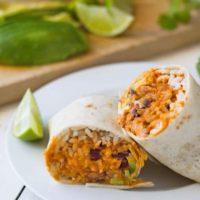 Recette de burritos aux haricots rouges au Thermomix