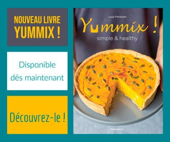 Livre Thermomix Yummix Simple & Healthy
