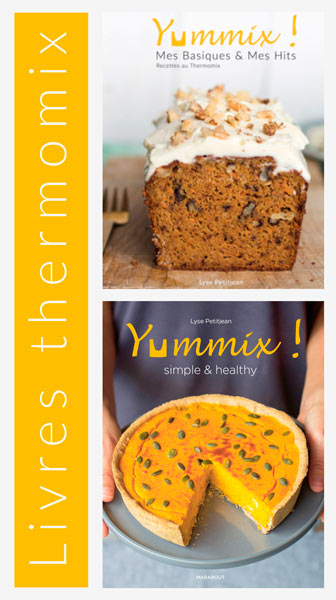 Livres Thermomix Yummix