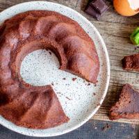 Gâteau au chocolat courgette au Thermomix