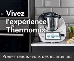 Prenez rendez-vous avec le Thermomix TM6
