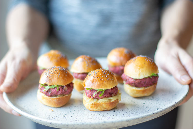 Mini burger au Thermomix