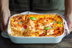 lasagnes bolognaise au Thermomix
