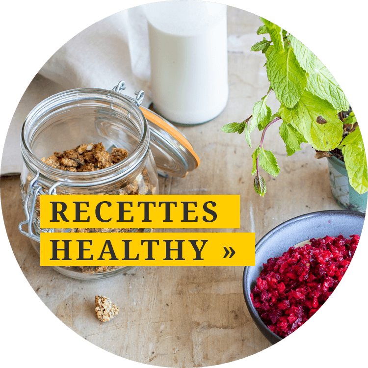 Recettes healthy au Thermomix