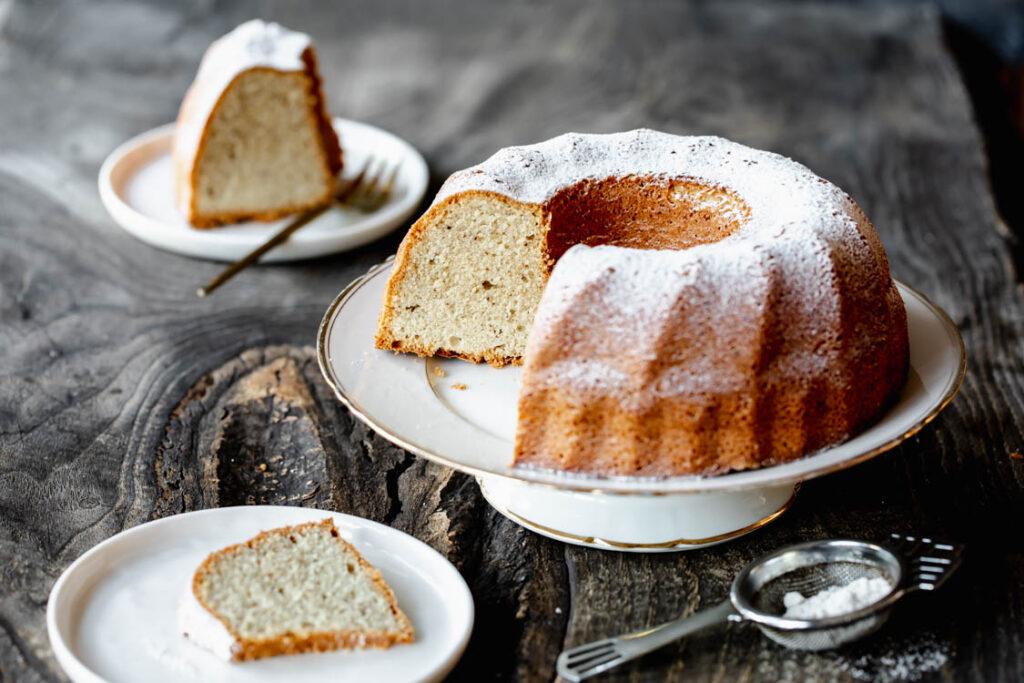 Gâteau neige au Thermomix