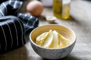 Mayonnaise au Thermomix