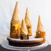 Gâteau château de princesse {+ variante sans gluten !}