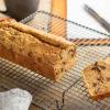 Cake à l'okara et pépites de chocolat {super healthy & anti-gaspi !}