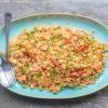Salade de boulgour au Thermomix
